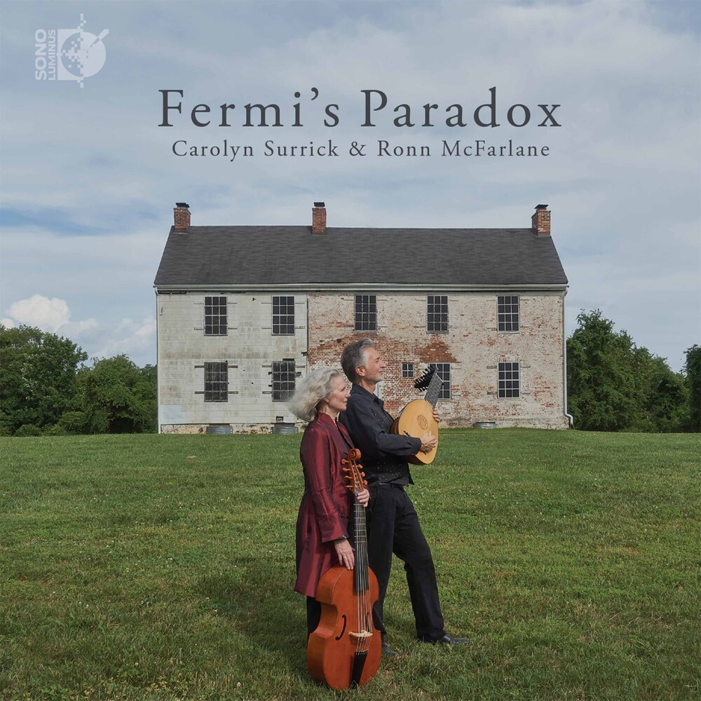 RONN MCFARLANE - Fermi's Paradox / Various