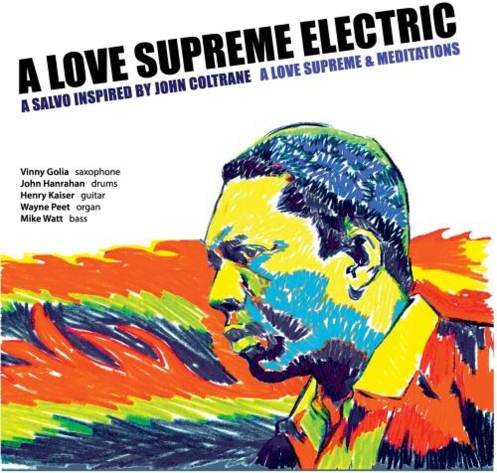 Love Supreme Electric / Various - Love Supreme Electric / Various