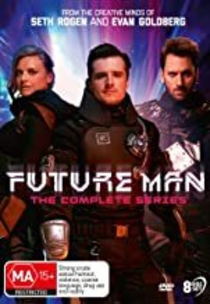 Future Man: Complete Series - Future Man: Complete Series (8pc) / (Box Aus Ntr0)