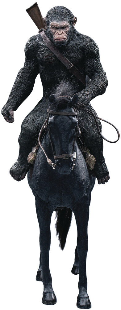 Star Ace Toys - Star Ace Toys - Dawn of the Planet of the Apes Caesar with Rifle SoftVinyl Statue (Net)