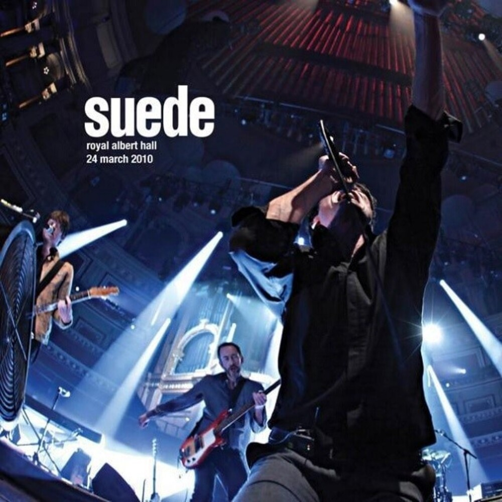 Suede - Royal Albert Hall: 24th March 2010 [Clear Vinyl] [180 Gram]