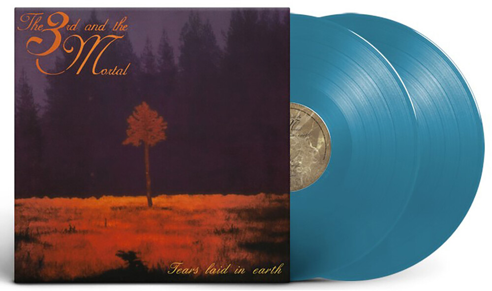 3rd & The Mortal - Tears Laid In Earth (Blue) [Colored Vinyl]