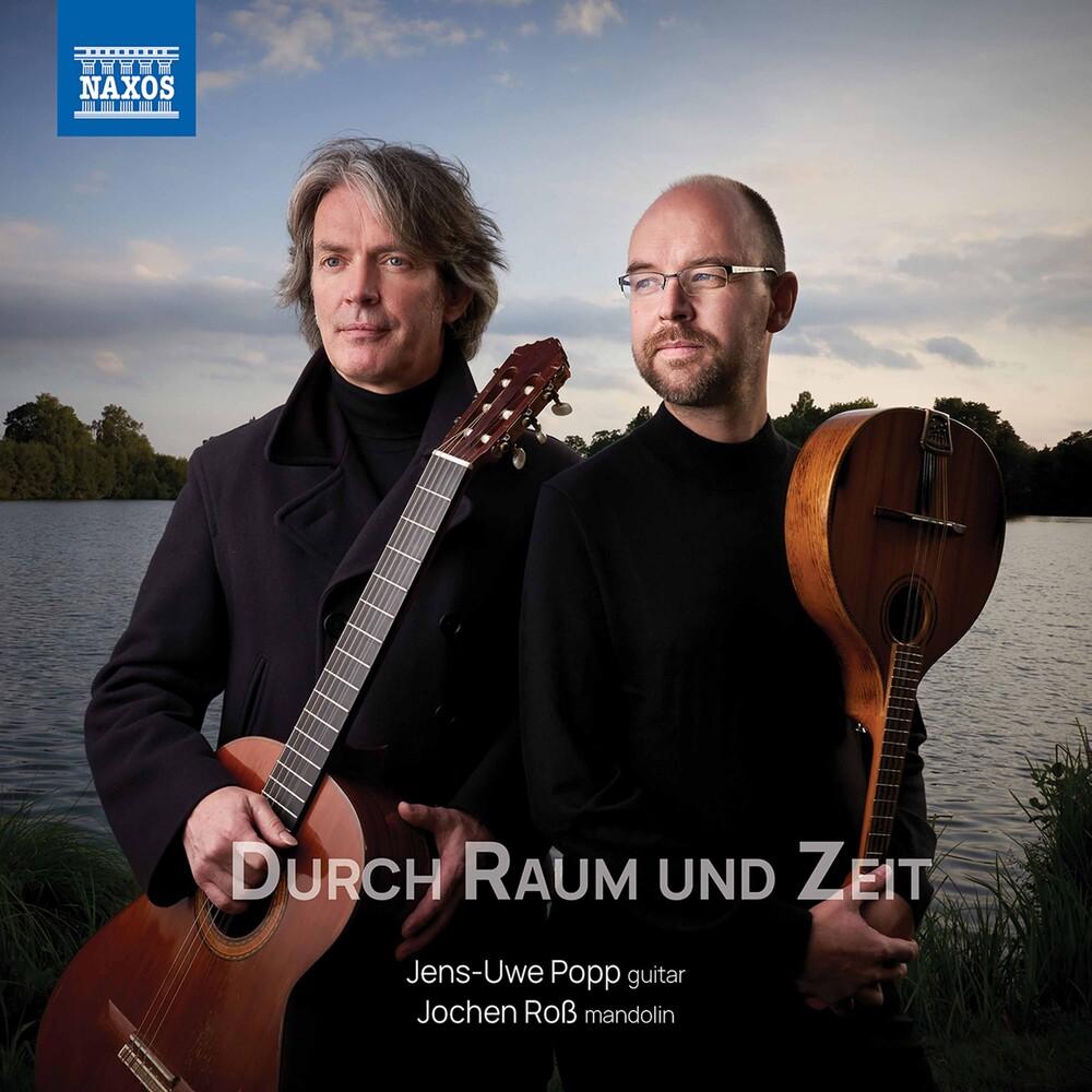 Jens-Uwe Popp - Durch Raum Und Zeit