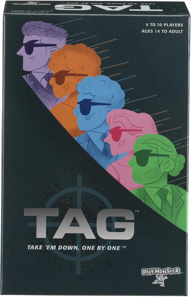 Tag Take 'Em Down, One by One - Tag Take 'Em Down, One By One