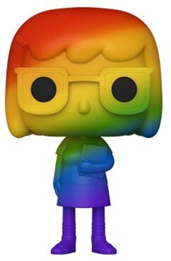 - Pride- Tina Belcher (Rainbow) (Vfig)