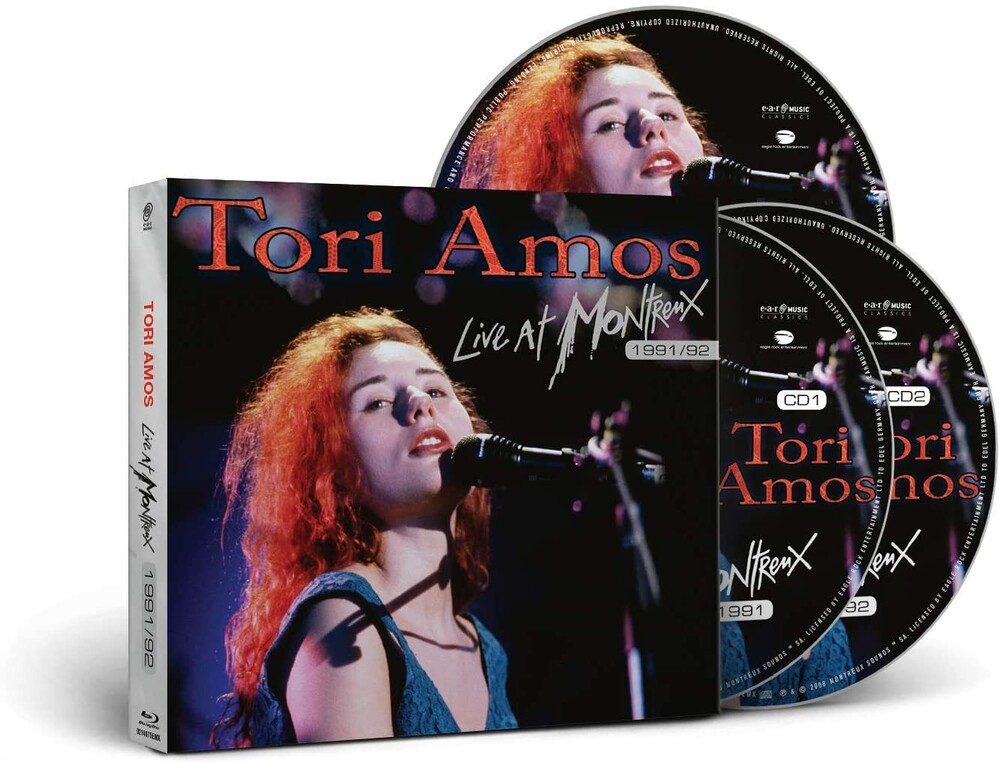 Tori Amos - Live At Montreaux 1991/1992 (Wbr) (Uk)