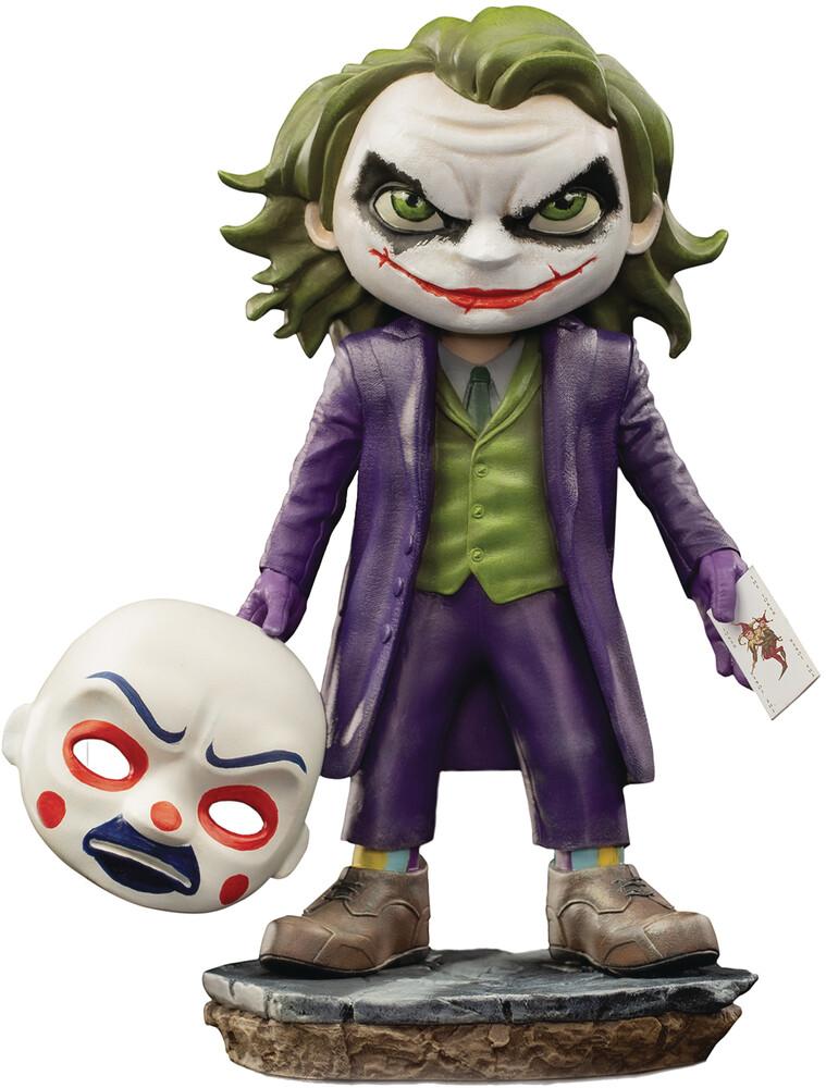 Iron Studios - Iron Studios - Dark Knight -The Joker Minico