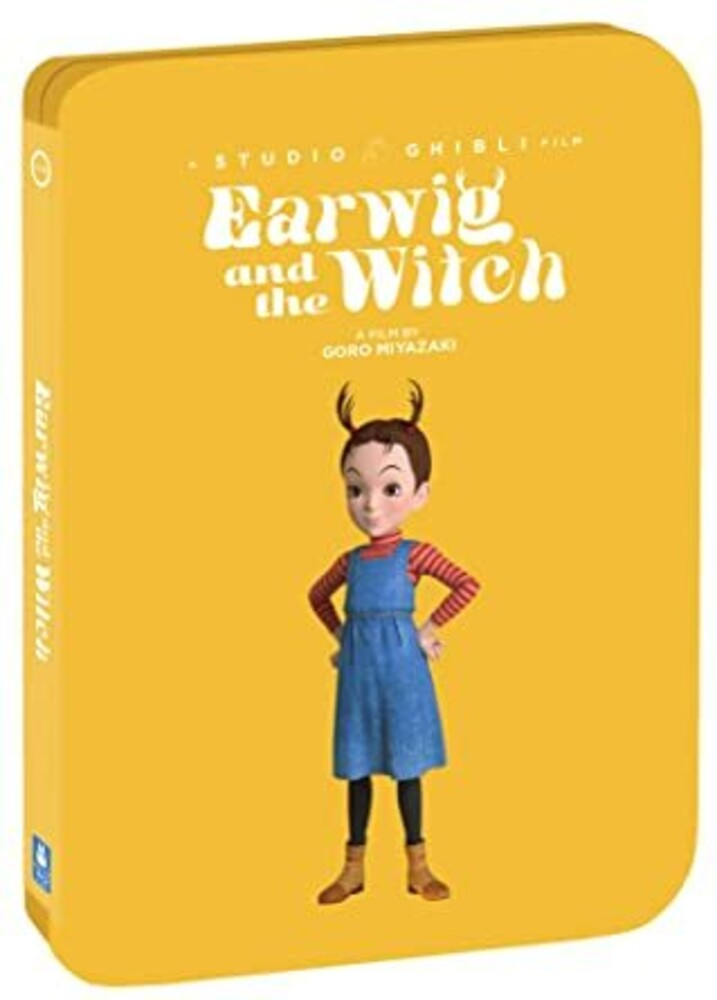 Earwig & the Witch - Earwig & The Witch (2pc) (W/Dvd) / (Ltd Stbk 2pk)