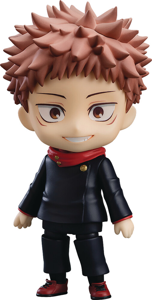 Good Smile Company - Good Smile Company - Jujutsu Kaisen Yuji Itadori Nendoroid Action Figure