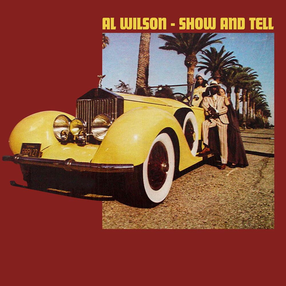 Al Wilson - Show & Tell (Mod)