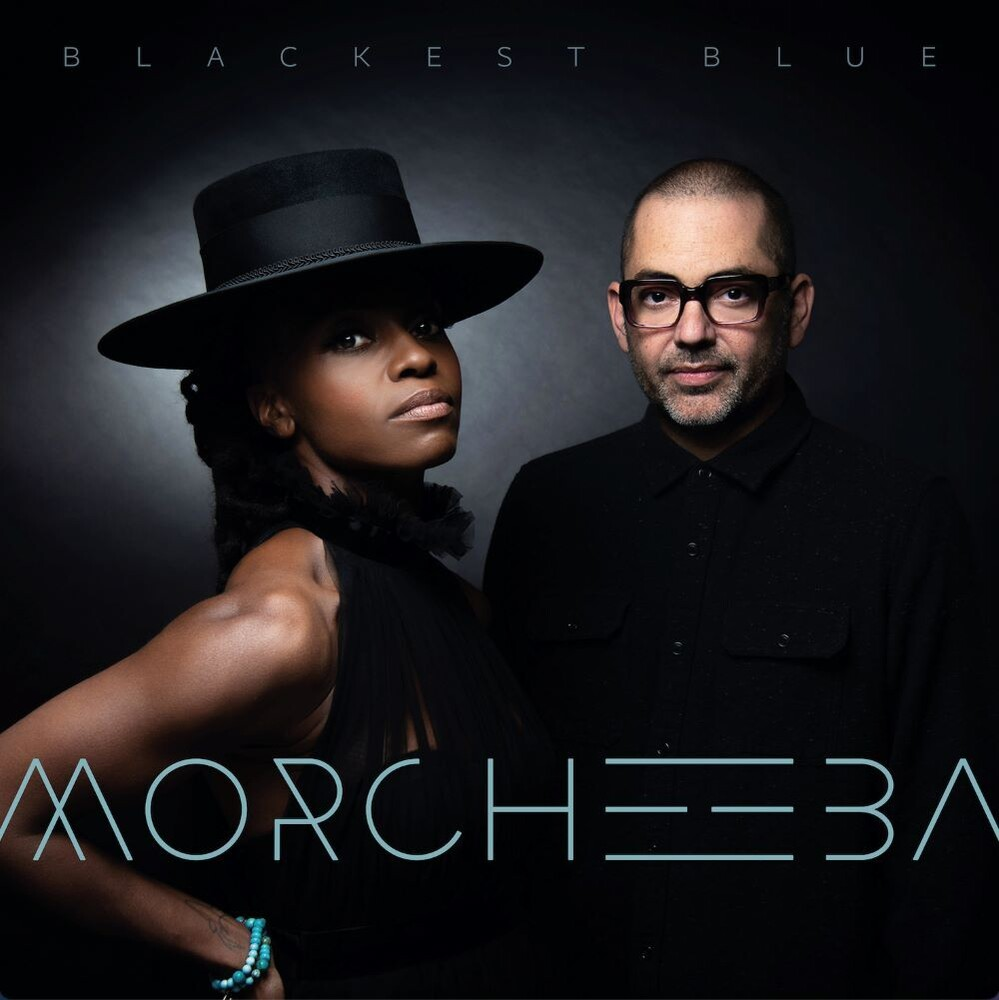 Morcheeba - Blackest Blue [Indie Exclusive] (Blue Vinyl) (Blue) [Limited Edition]