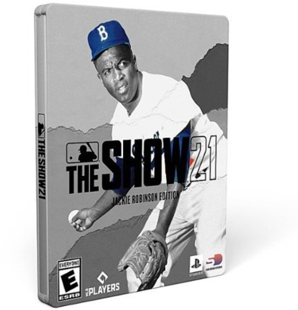 Ps4 MLB the Show 21 Mvp Ed - MLB The Show 21 MVP Edition for PlayStation 4 with PS5 Entitlement