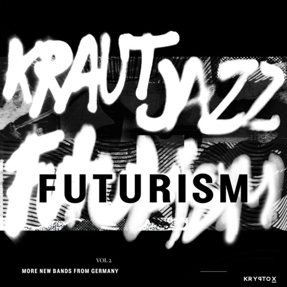 MATHIAS MODICA - Mathias Modica Presents Kraut Jazz Futurism Vol. 2 [180-Gram Vinyl]