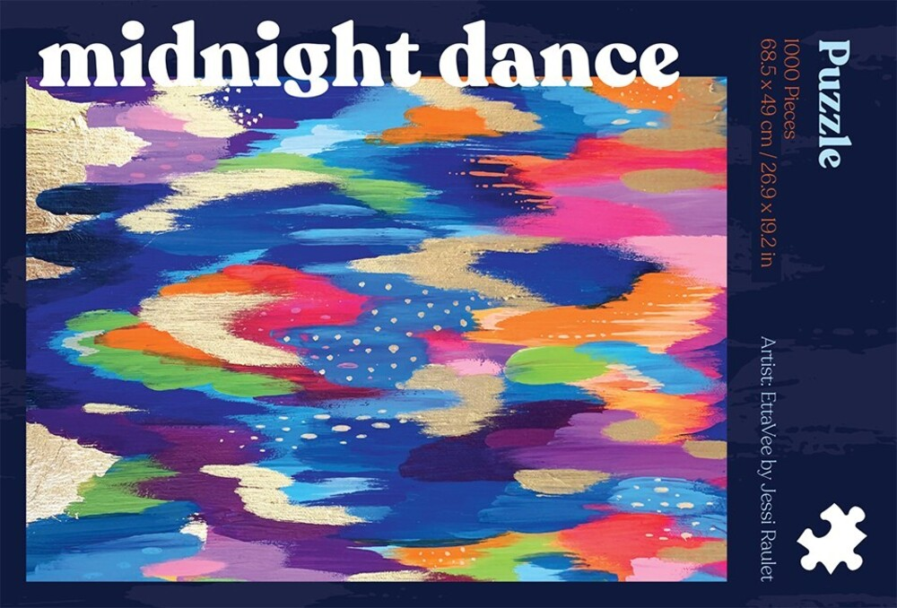 - Midnight Dance: 1000 Piece Puzzle