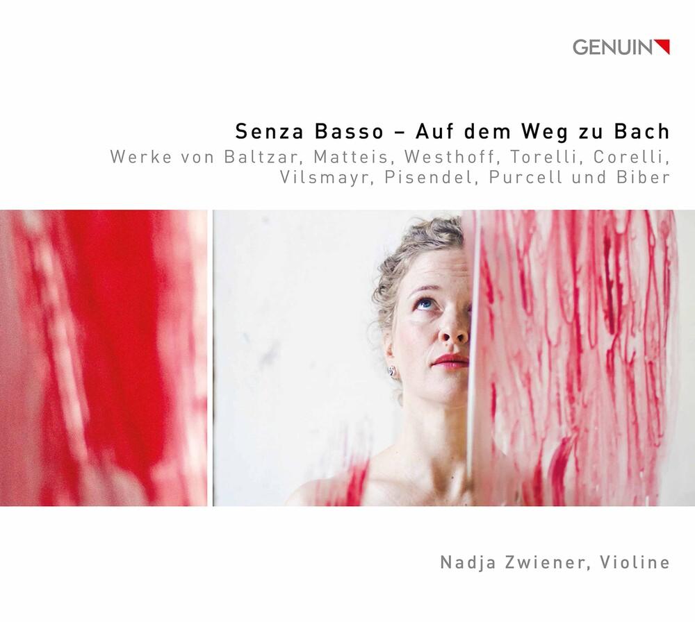 Senza Basso Auf Dem Weg Zu B / Various - Senza Basso Auf Dem Weg Zu B