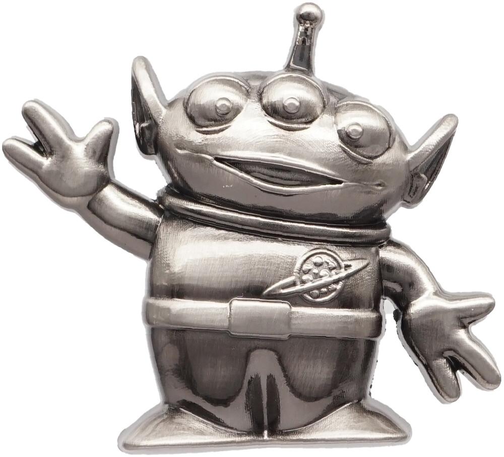 - Toy Story Alien Pewter Lapel Pin (Pin)