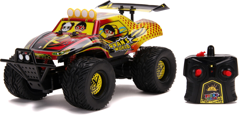 - Ryan's World 1:14 Buggy Rc (Rc)
