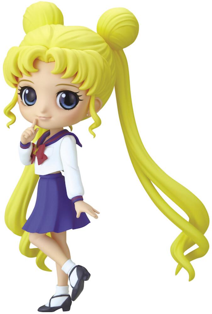 - Pretty Guardian Sailor Moon Eternal Usagi Tsukino