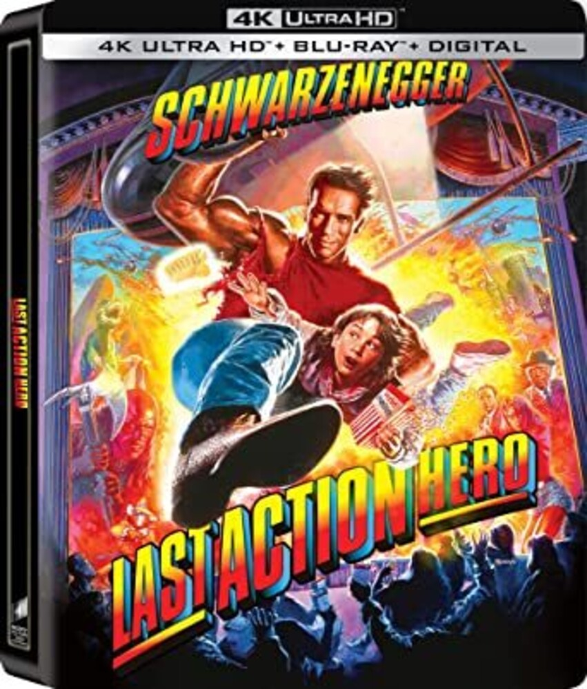 - Last Action Hero