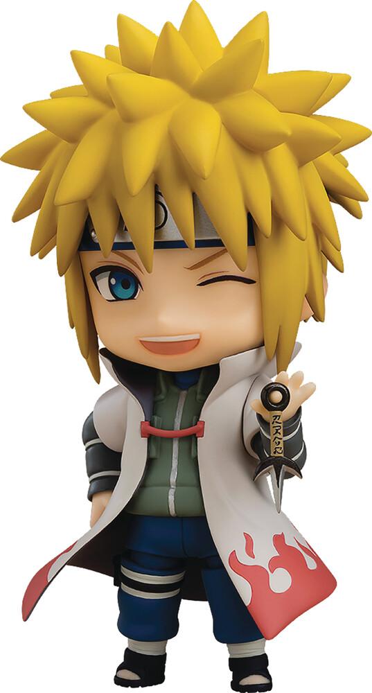 - Naruto Shippuden Minato Namikaze Nendoroid Af