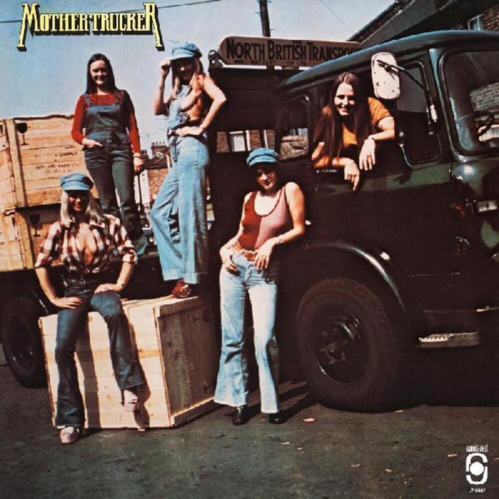 Mother Trucker - Mother Trucker (Blue) [Colored Vinyl]