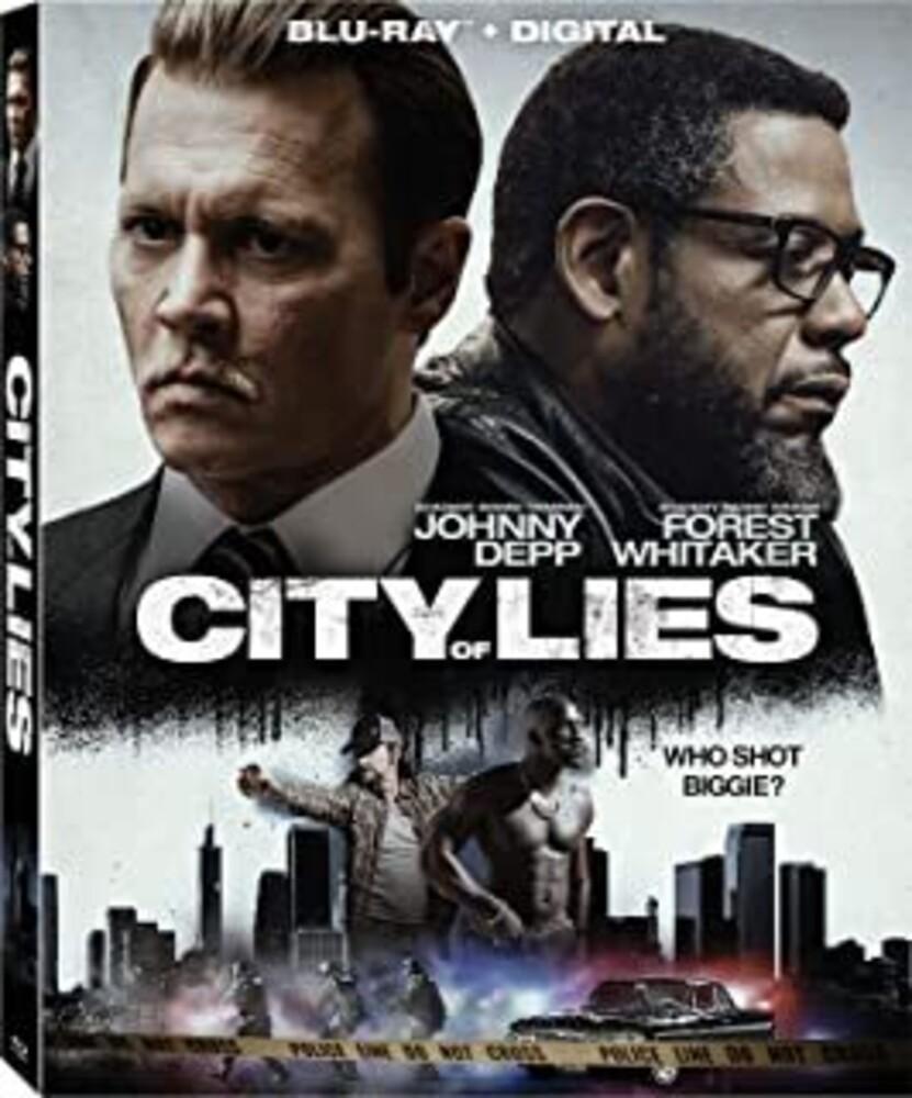 - City of Lies