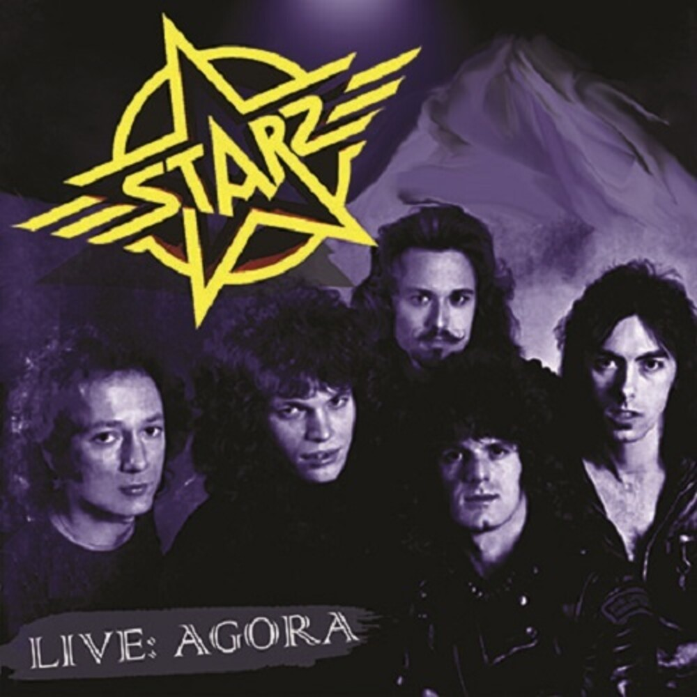 Starz - Live: Agora
