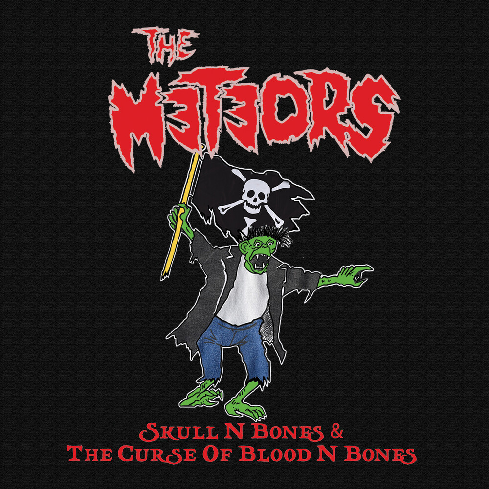 Meteors - Skull N Bones & The Curse Of Blood N Bones
