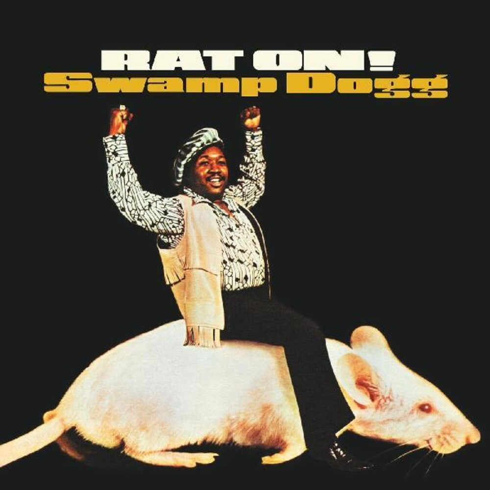 Swamp Dogg - Rat On (Blue) [Colored Vinyl] (Aus)