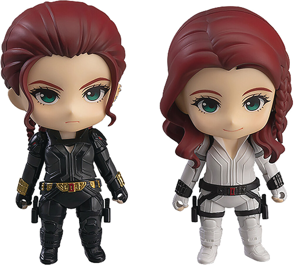 - Black Widow Movie Black Widow Nendoroid Af Dlx Ver