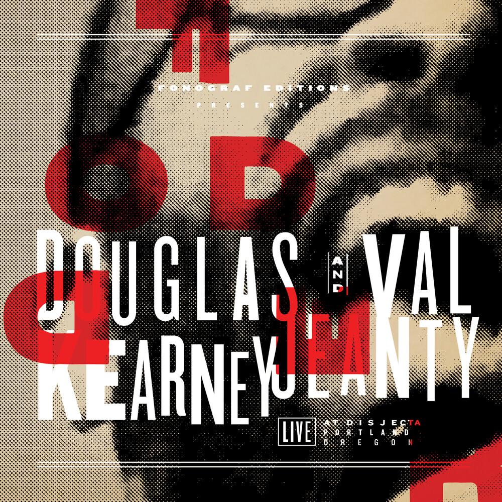 Douglas Kearney  / Jeanty,Val - Fodder: Live At Disjecta