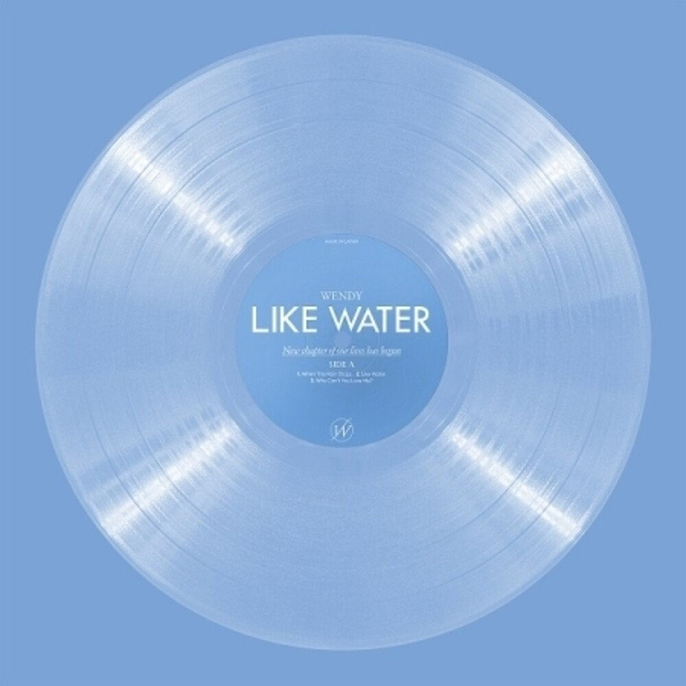 - Like Water (Limited Edition)