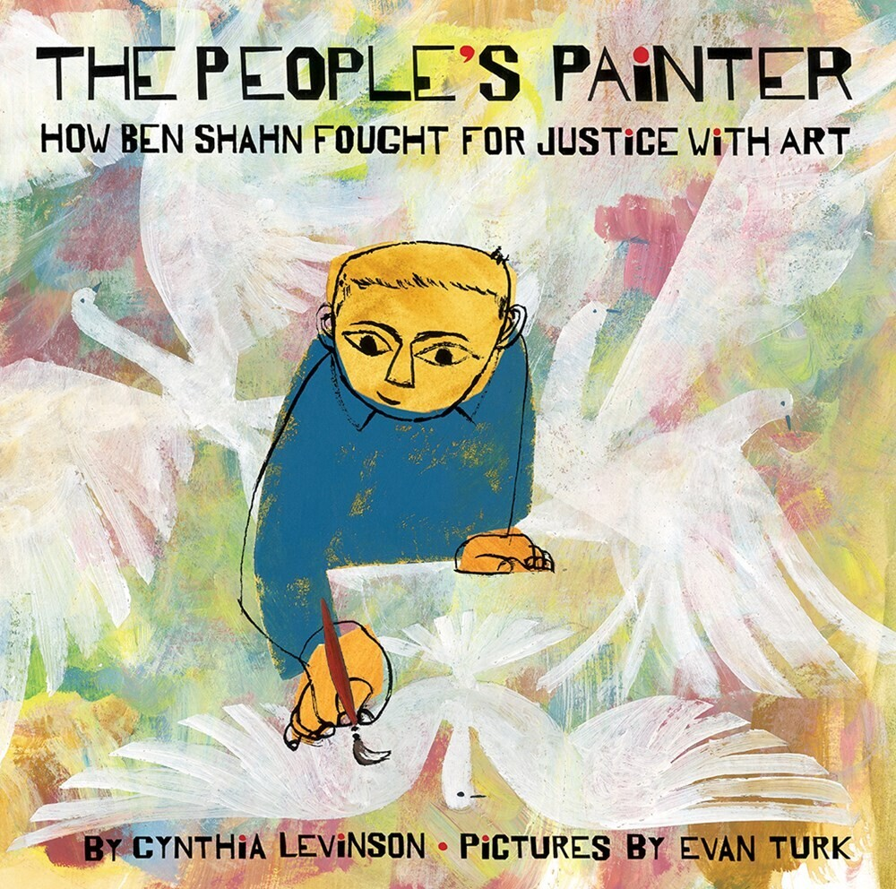Cynthia Levinson  / Turk,Evan - Peoples Painter (Hcvr) (Ill)