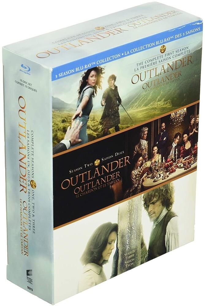 Outlander: Seasons 1-3 - Outlander: Seasons 1-3 (15pc) / (Can)