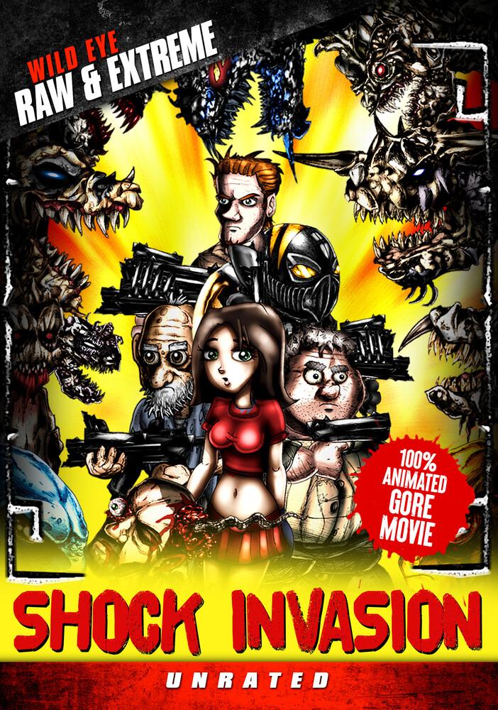 - Shock Invasion