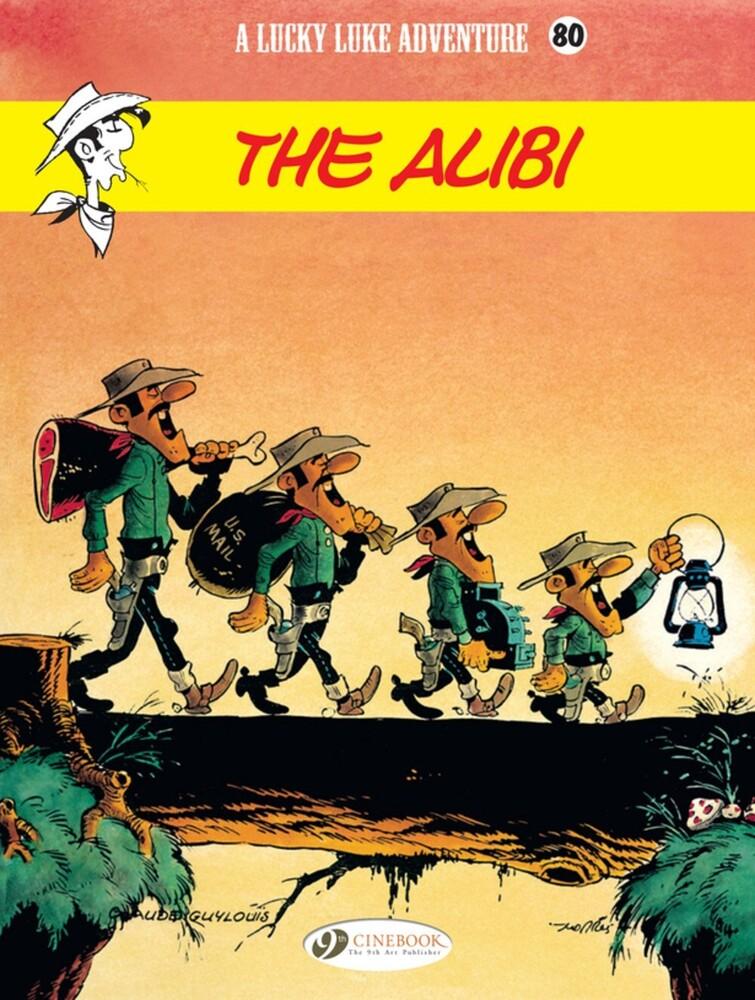 Claude Guylouis - Alibi Lucky Luke Adventure 80 (Gnov) (Ppbk)