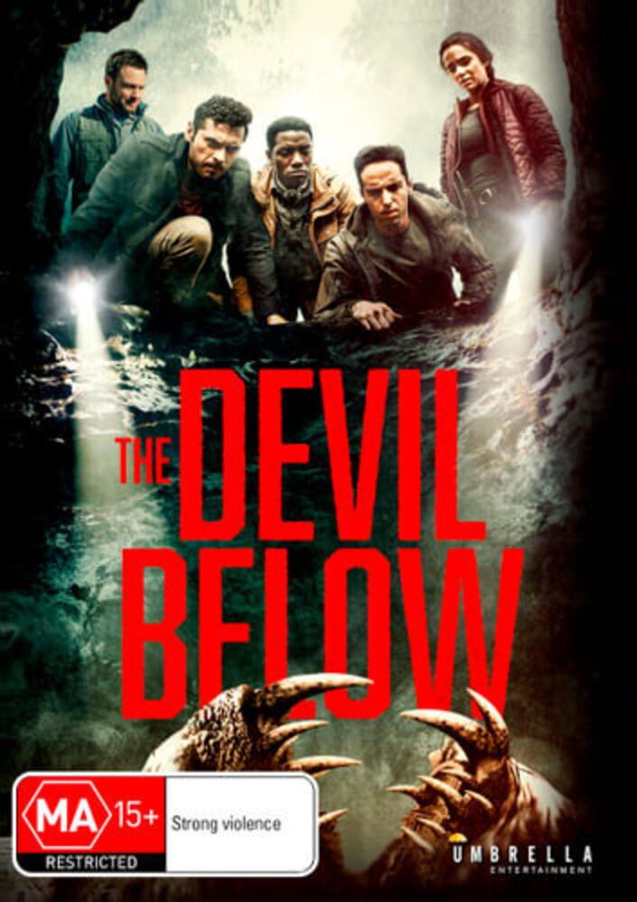 - Devil Below / (Aus Ntr0)