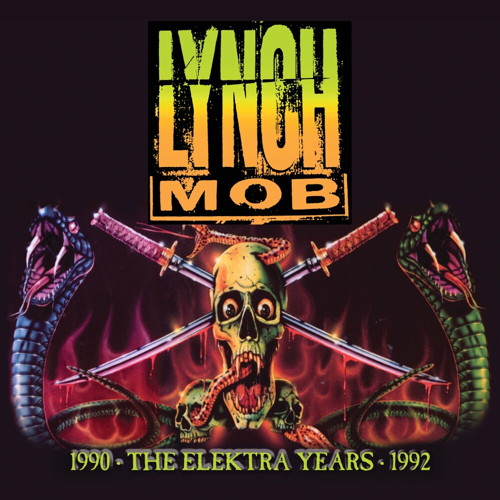 Lynch Mob - Elektra Years 1990-1992 (Uk)
