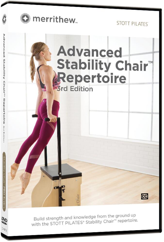 - Stott Pilates Advanced Stability Chair Rep 3rd Ed