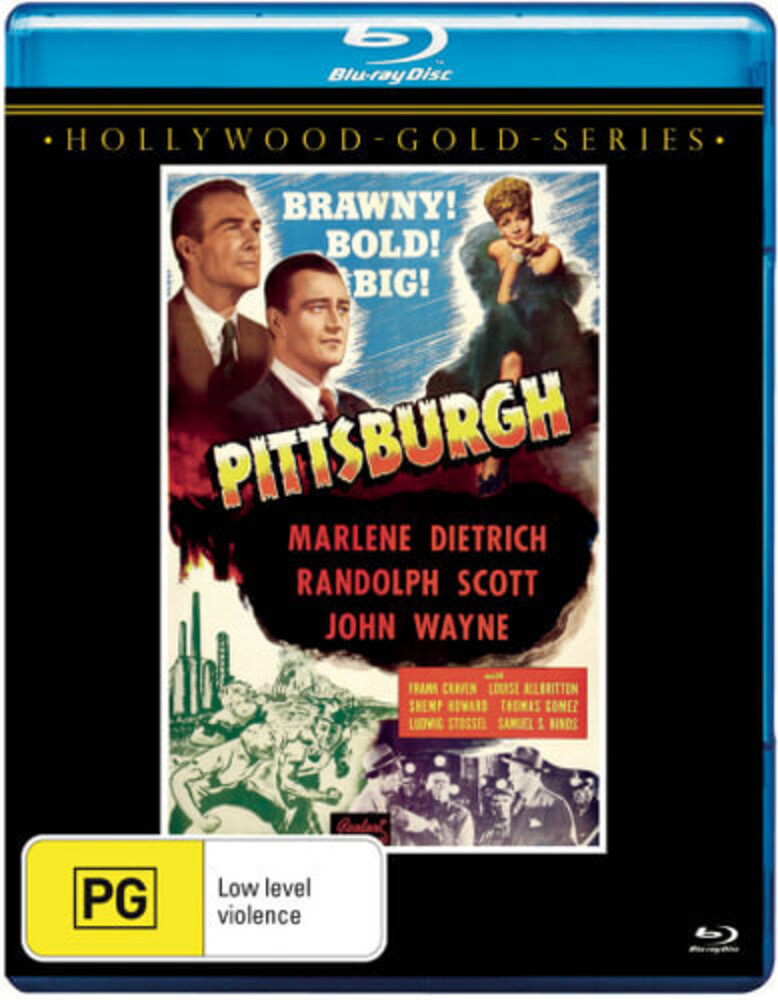 Pittsburgh - Pittsburgh / (Aus)