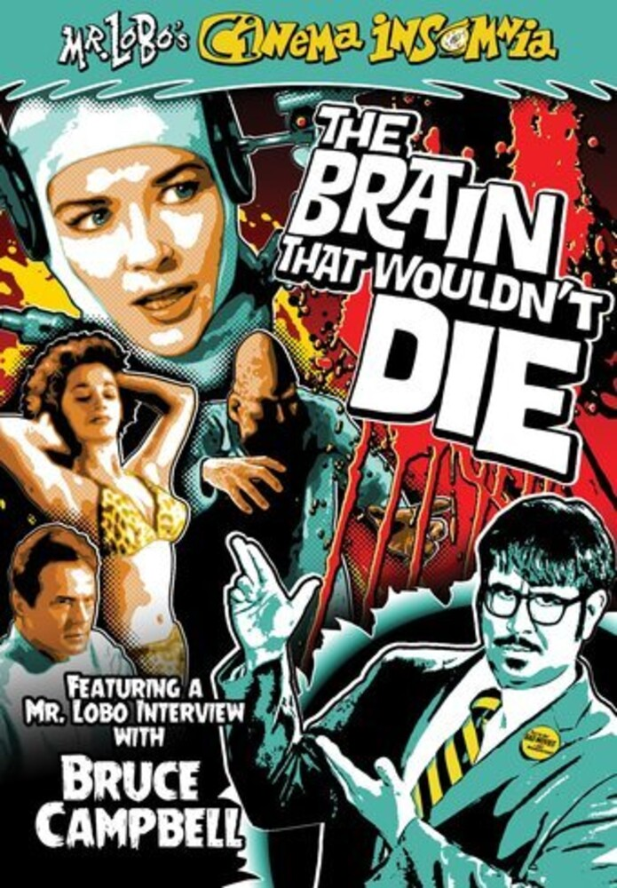 Brain That Wouldn't Die - Brain That Wouldn't Die / (Mod)
