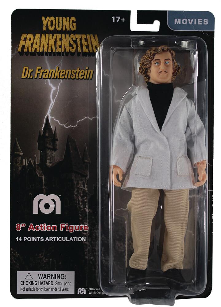 - Mego Horror Young Frankenstein Dr Frankenstein 8in