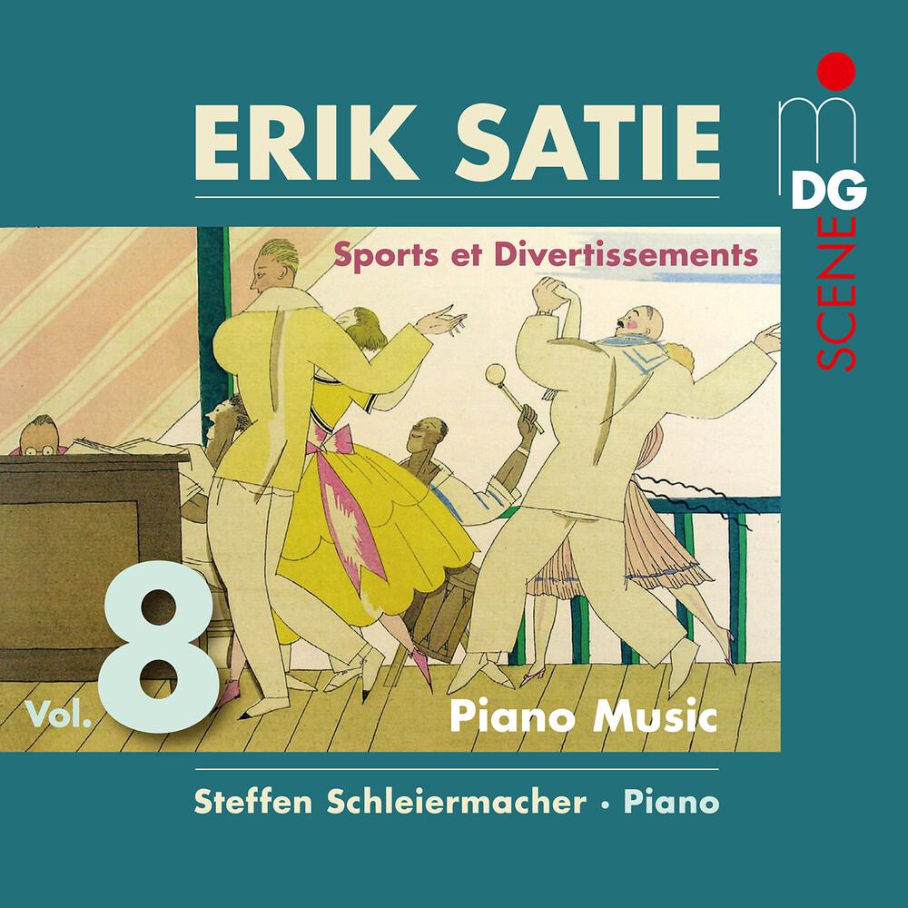 Satie / Schleiermacher - Piano Music 8