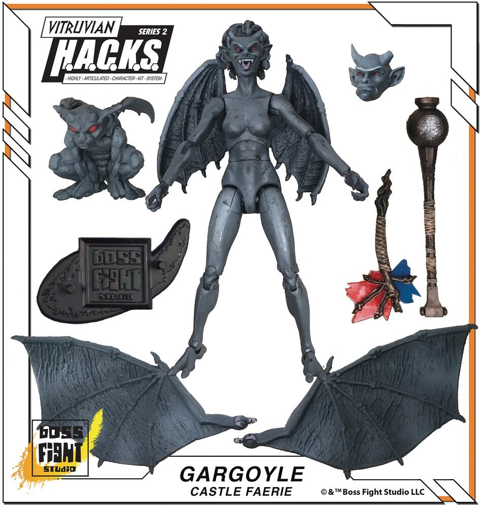- Vitruvian Hacks Gargoyle Castle Faerie (Net) (Fig)