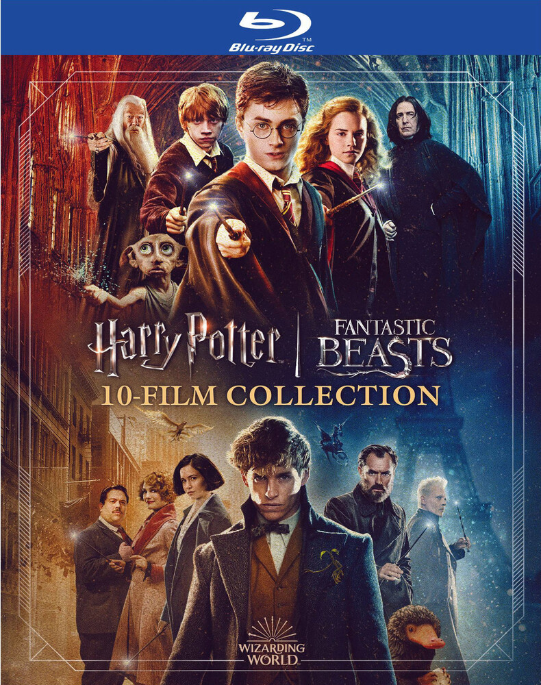 Wizarding World 10-Film Collection - Wizarding World: 10-Film Collection