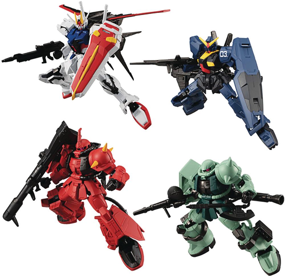 Shokugan - Mobile Suit Gundam G Frame V10 (Box Of 5) (Clcb)