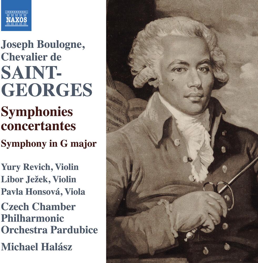 Boulogne / Revich / Halasz - Symphonies Concertantes