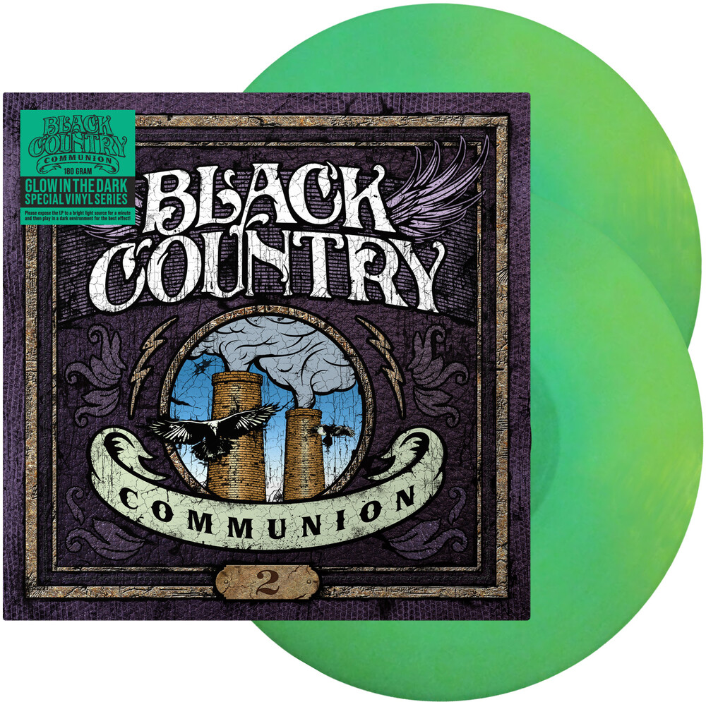Black Country Communion - 2 [Colored Vinyl] (Uk)
