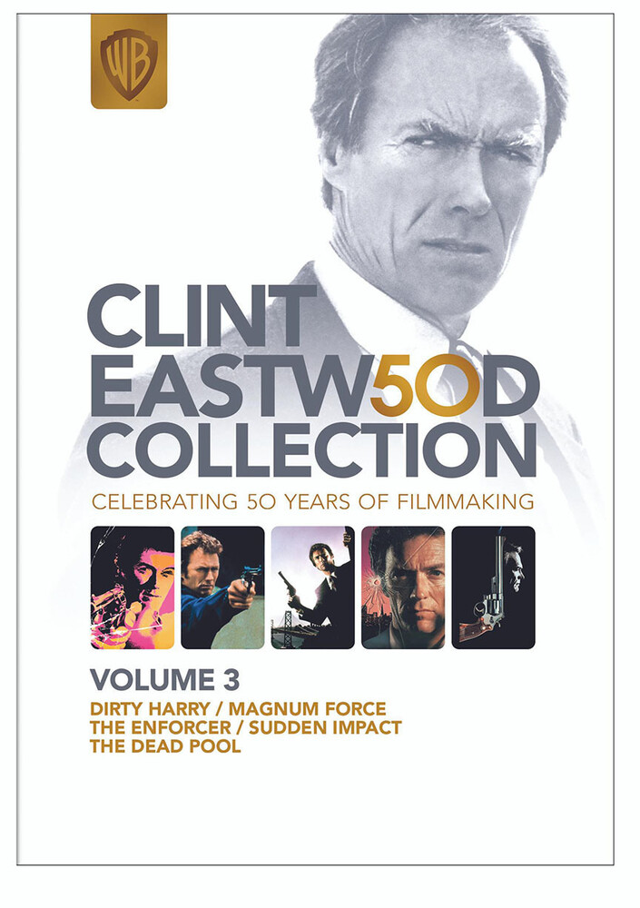 Clint Eastwood Collection: Volume 3 - Clint Eastwood Collection, Vol. 3