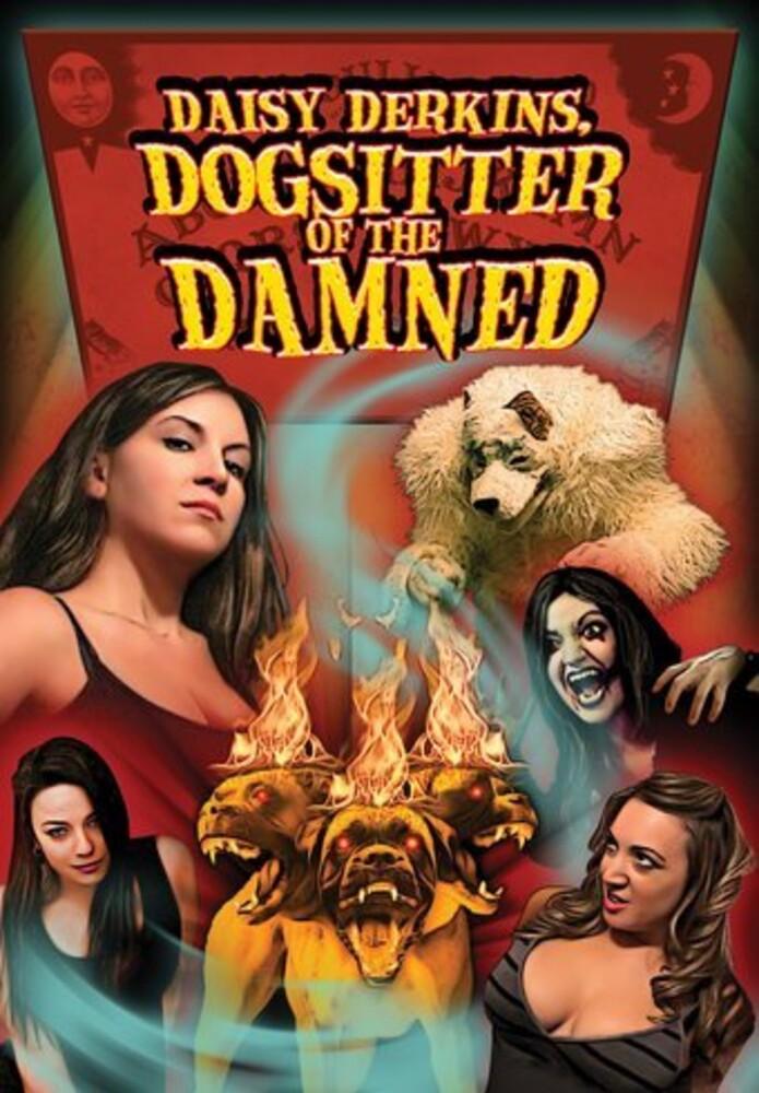 Daisy Derkins Dogsitter of the Damned - Daisy Derkins Dogsitter Of The Damned